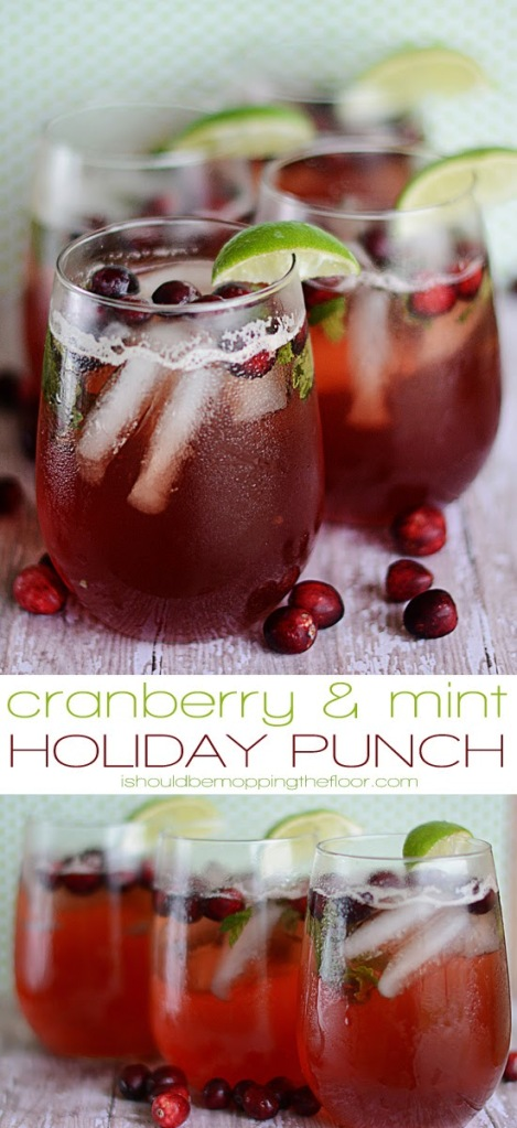 holiday drink