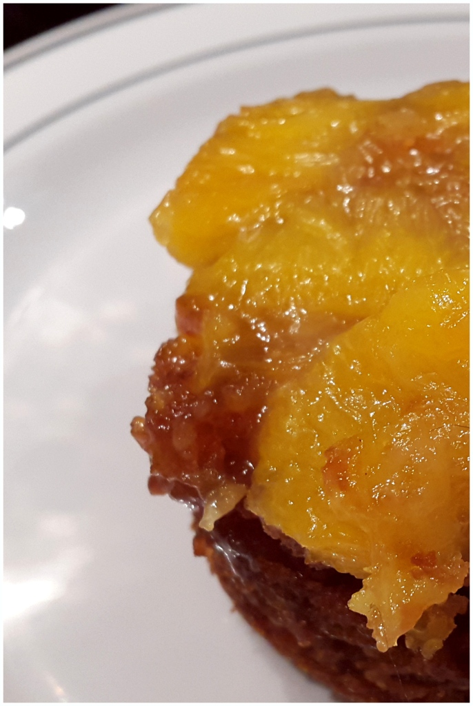 5-Ingredient Upside Down Orange Cake1