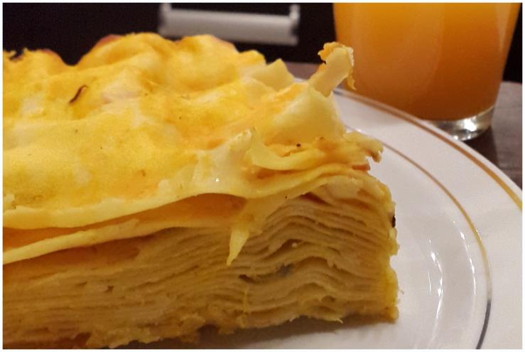 Butternur squash, Caramelized Onion & Fennel Lasagna3