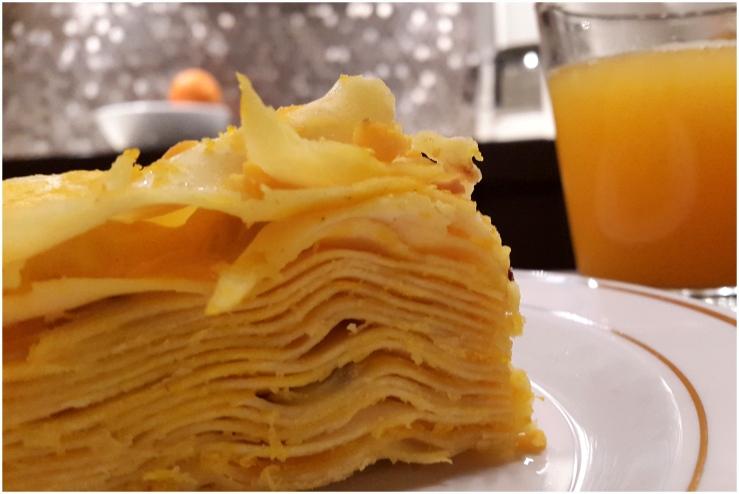 Butternur squash, Caramelized Onion & Fennel Lasagna5