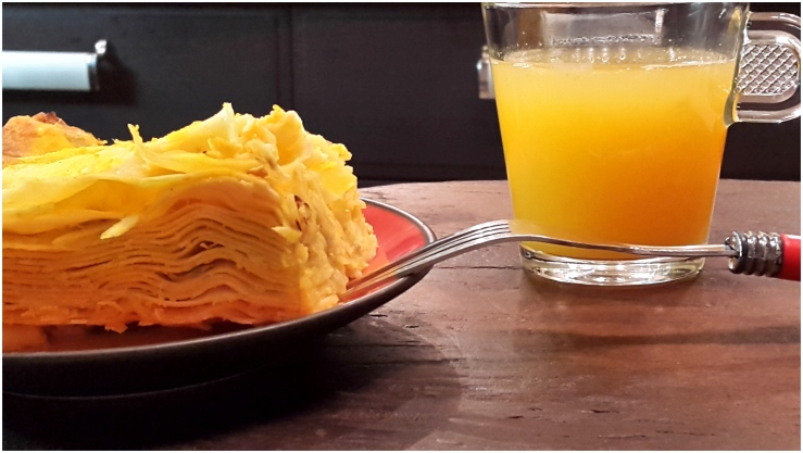 Butternur squash, Caramelized Onion & Fennel Lasagna7