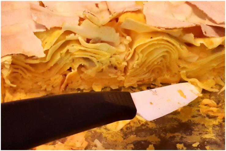 Butternur squash, Caramelized Onion & Fennel Lasagna9