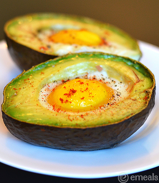 paleo-breakfast-avocado-egg-bake-emeals
