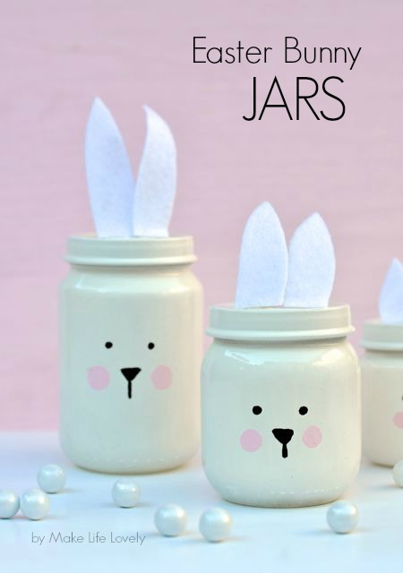DIY-Easter-Bunny-Painted-Baby-Food-Jars-by-Make-Life-Lovely