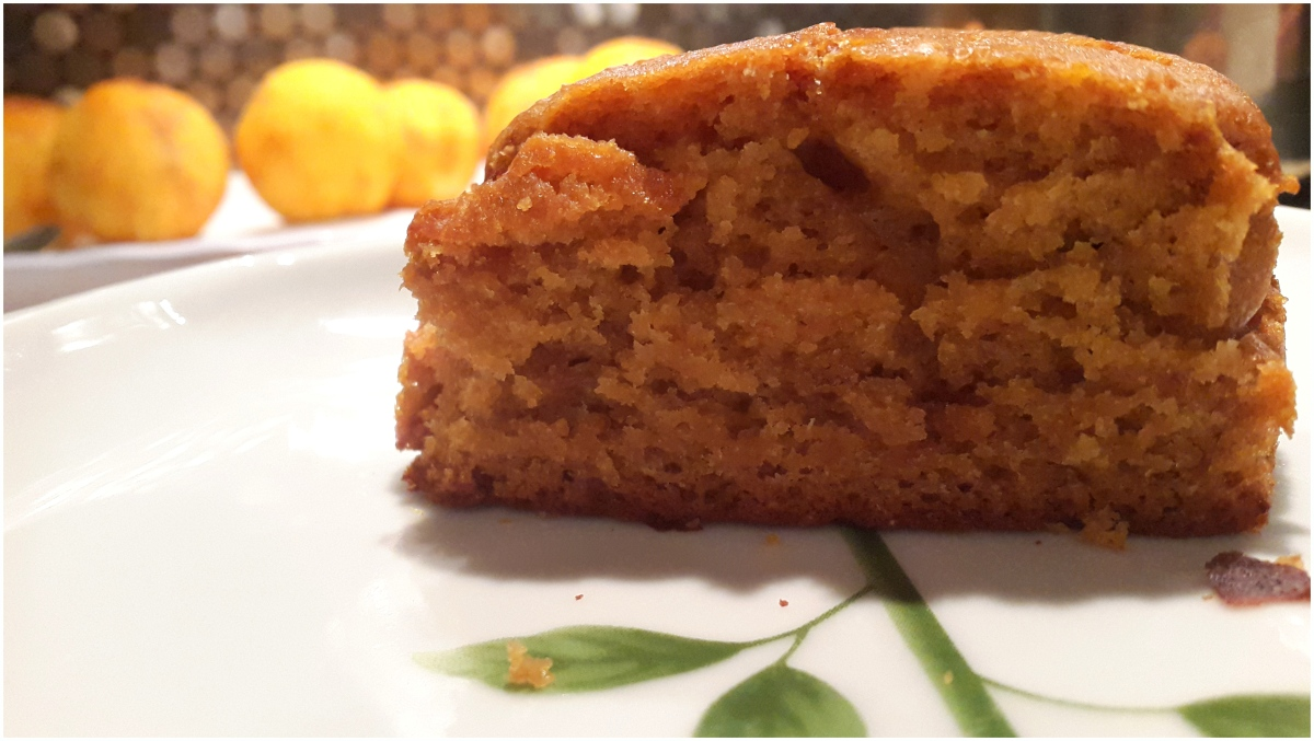 Quick & Easy Orange Cake