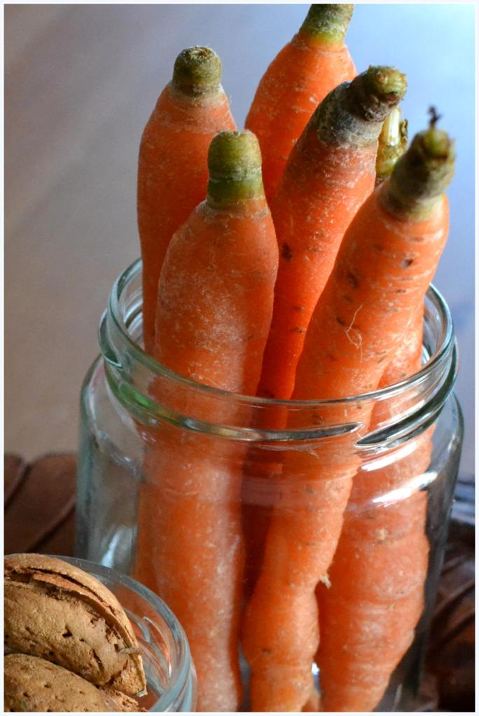 carrot and almond cake in a jar15