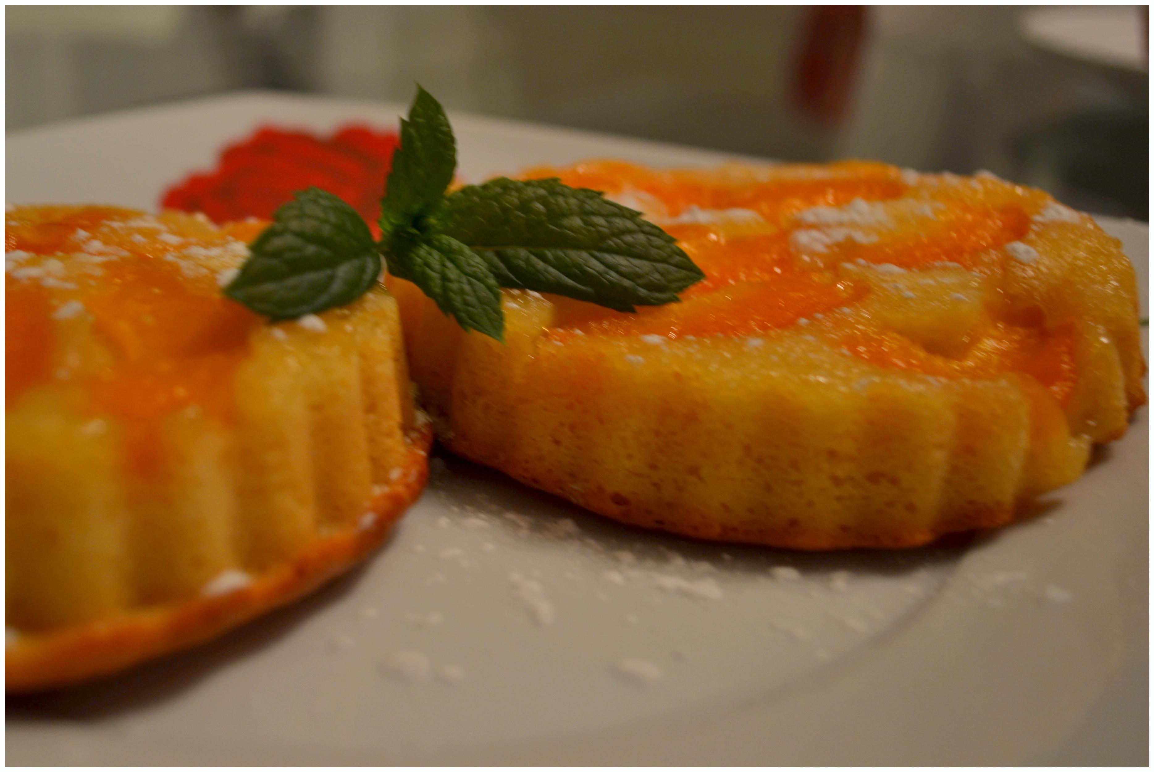Apricot Clafoutis – No Milk Today