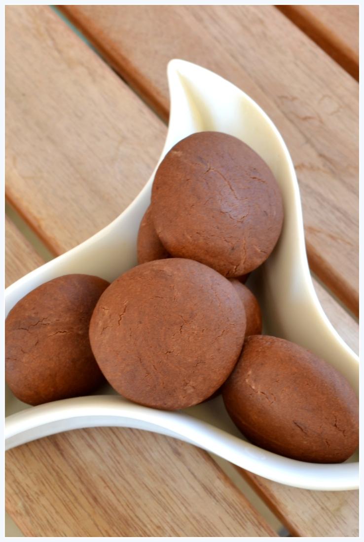 coco-choco cookies