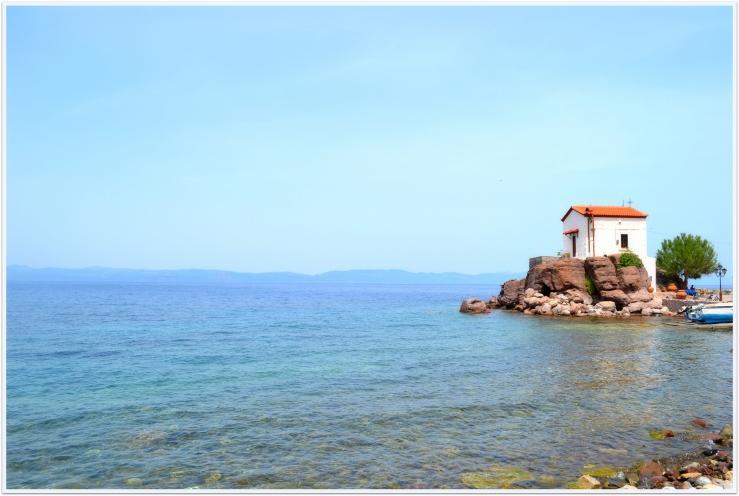lesvos island