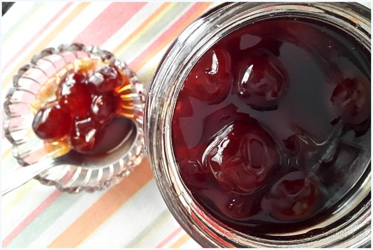 sweet cherries in the jar12