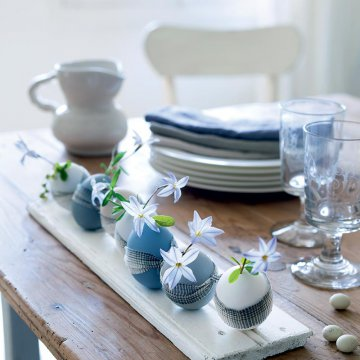 Beautiful Easter Decoration Ideas – No Milk Today