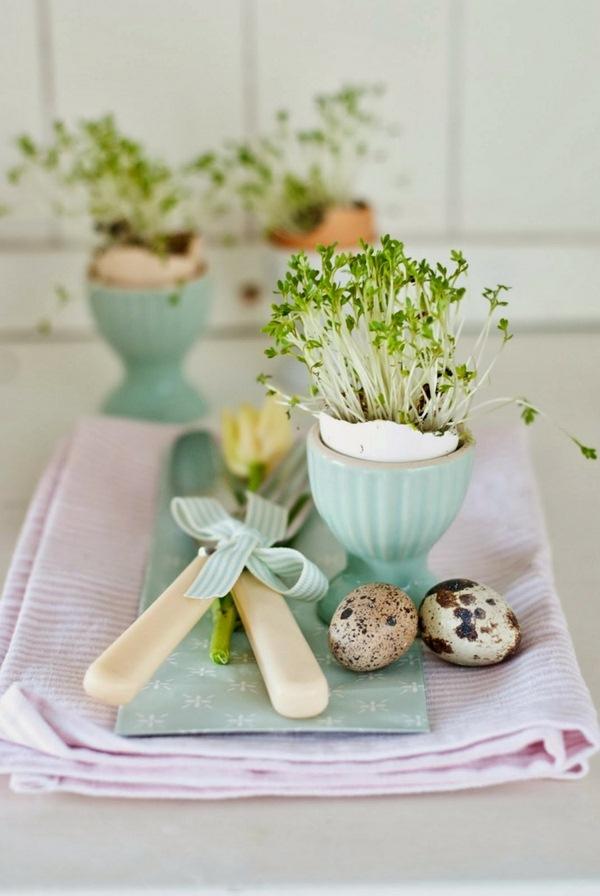 Beautiful Easter Decoration Ideas