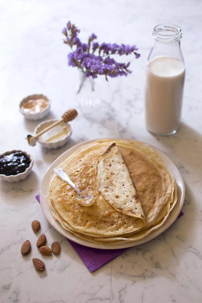 dairy free crepes recipe