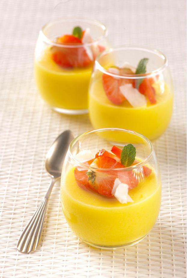 Dessert_mango